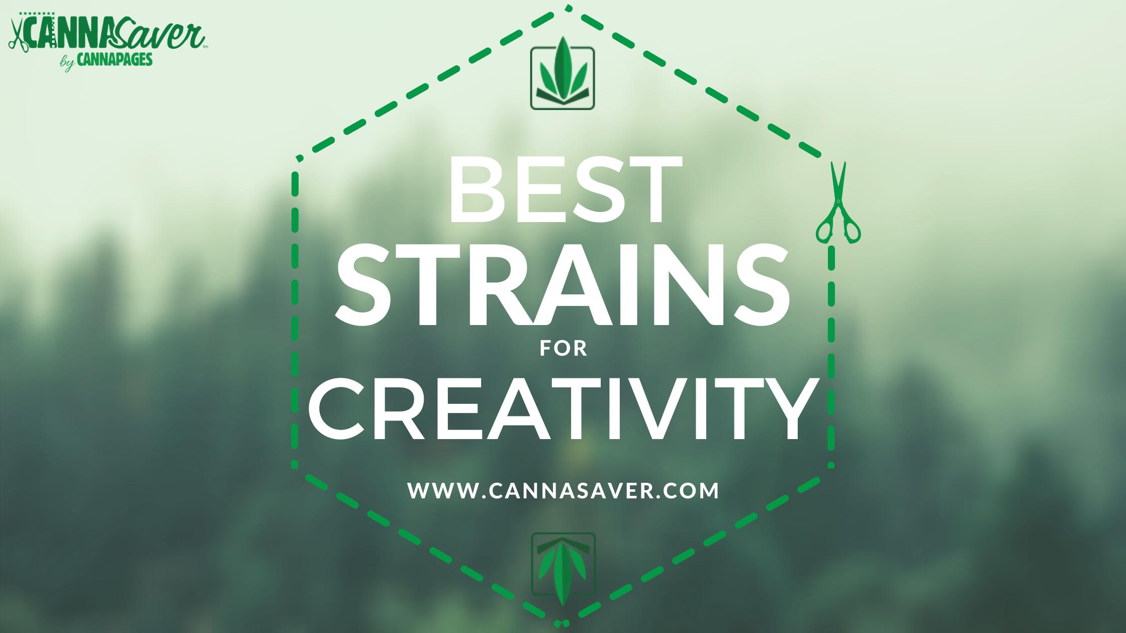 Best Strains For Creativity